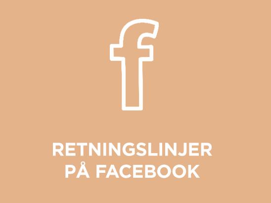 Retningslinjer på jeres Facebook-side