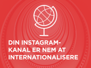 Din Instagram-kanal er nem at internationalisere