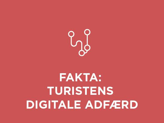 Fakta: Turistens digitale adfærd