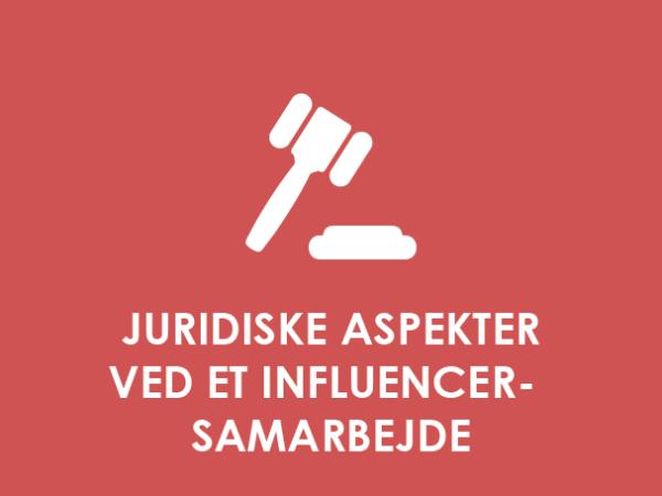 Juridiske aspekter ved et influencer-samarbejde
