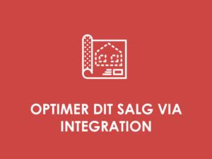 KOMMERCIELT POTENTIALE: Optimering af salg via butikkens integration